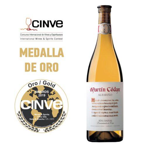 Albariño Martin Codax uno de los mejores vinos albariños de Galicia y más premiados a lo largo y ancho del mundo al mejor precio del mercado representando a los mejores vinos españoles