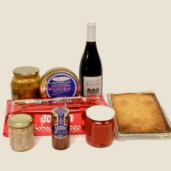 Selección de Productos de Cantabria Gourment