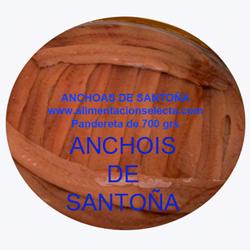 Anchois de Santoña 700gr