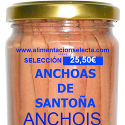 Anchois de Santoña