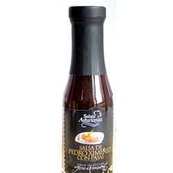 Salsa Pedro Ximénez de Pasas