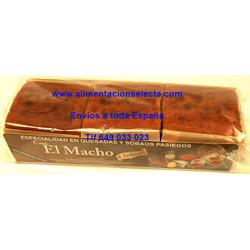Sobaos pasiegos El Macho